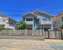REF# HS76 - TWO STOREY HOUSE WITH FULLY FURNISHED, MODERN STYLE FOR SALE IN JOMTIEN CHONBURI