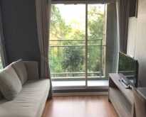 Condo for rent Lumpini Place Bangna Km.3 fully