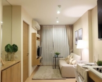 For Rent nice room&view 1 bed at Rhythm Suk.50