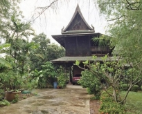 Thai Style House for sale in Nakhon Pathom
