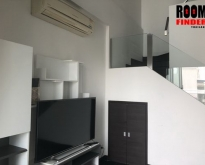 FOR RENT IDEO Q PHAYATHAI 1 BED DUPLEX 35,000 THB